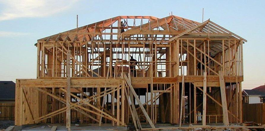 home building site in Adeladie