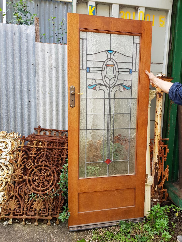 lead light door fixtures