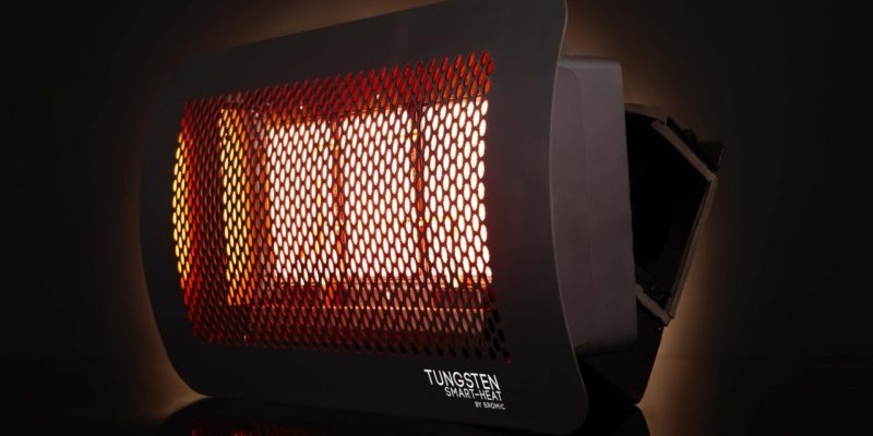 smart gas heater