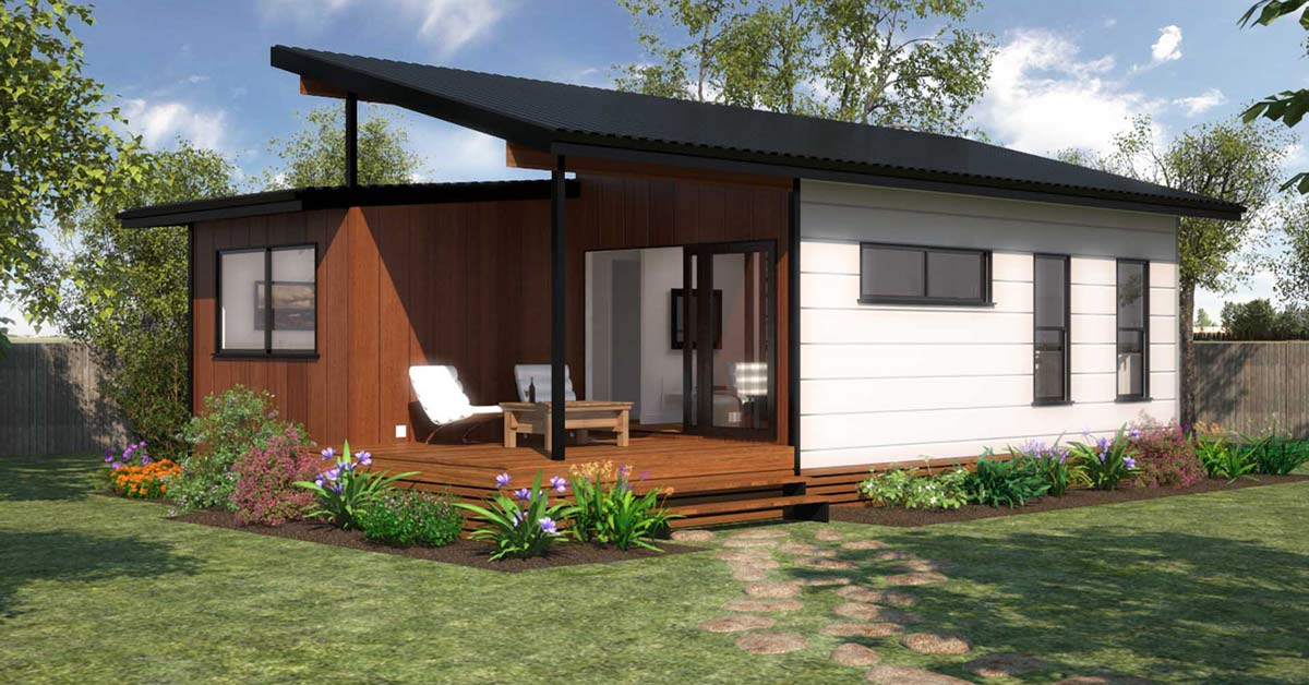 design a granny flat
